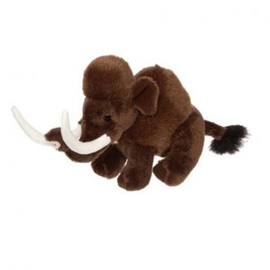 Ice Age soft toy baby Woolly Mammoth.