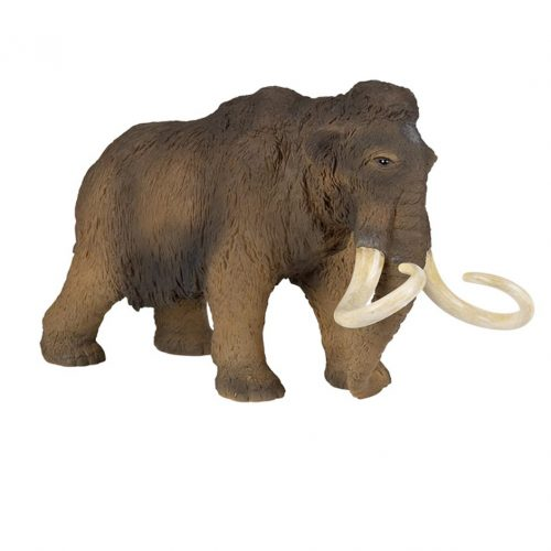 Papo Woolly Mammoth model