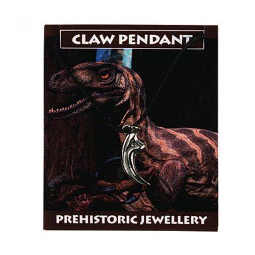 Velociraptor Claw Pendant