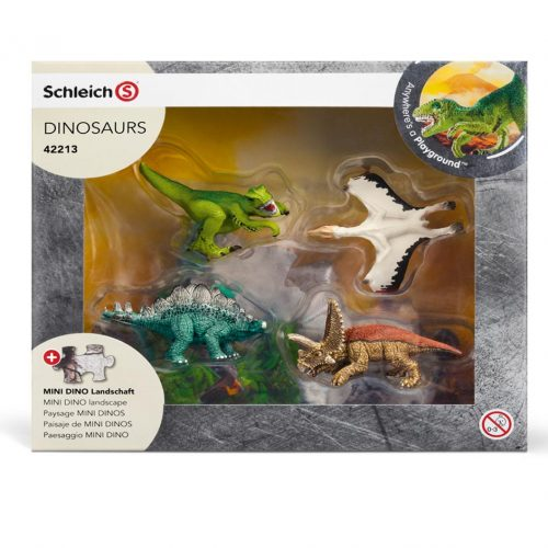 Schleich mini dinosaurs - discovery.
