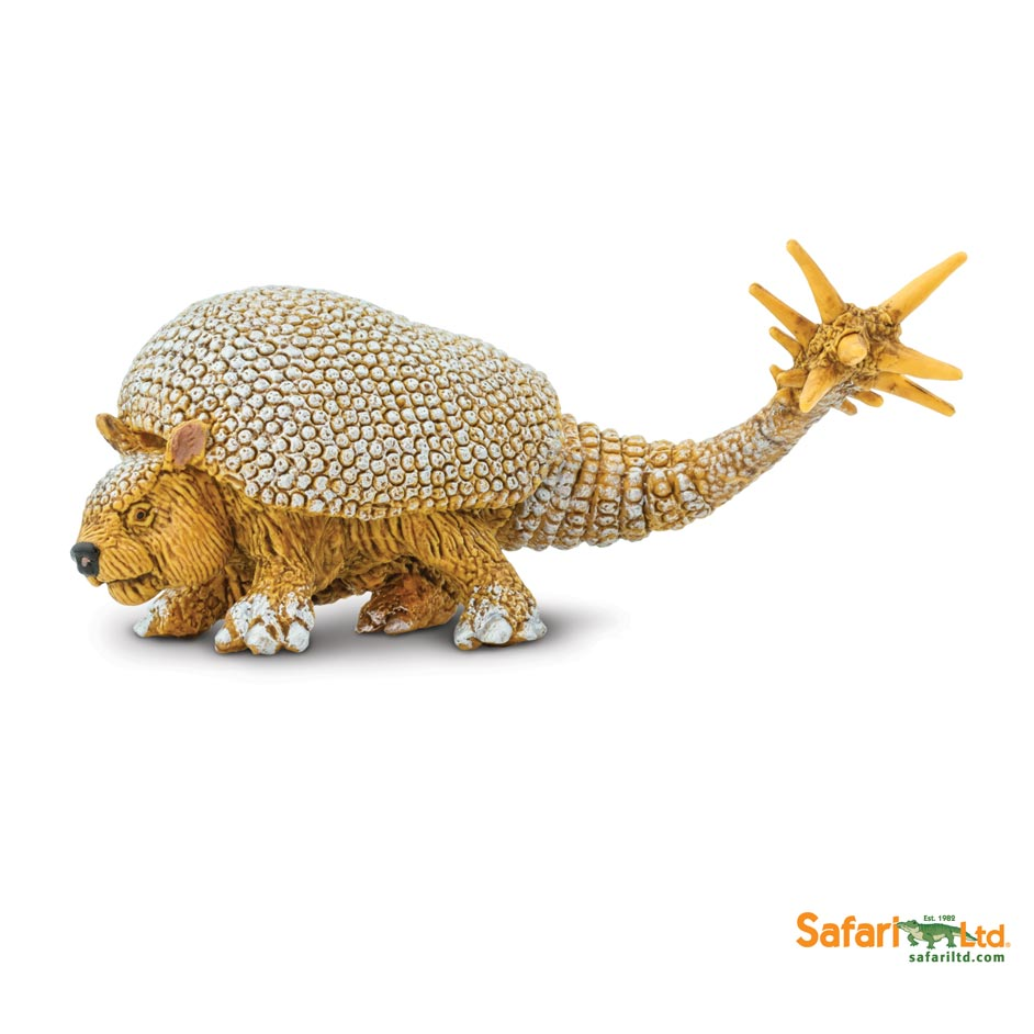 Wild Safari Prehistoric World Doedicurus