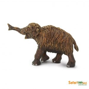 Wild Safari Prehistoric World Baby Woolly Mammoth