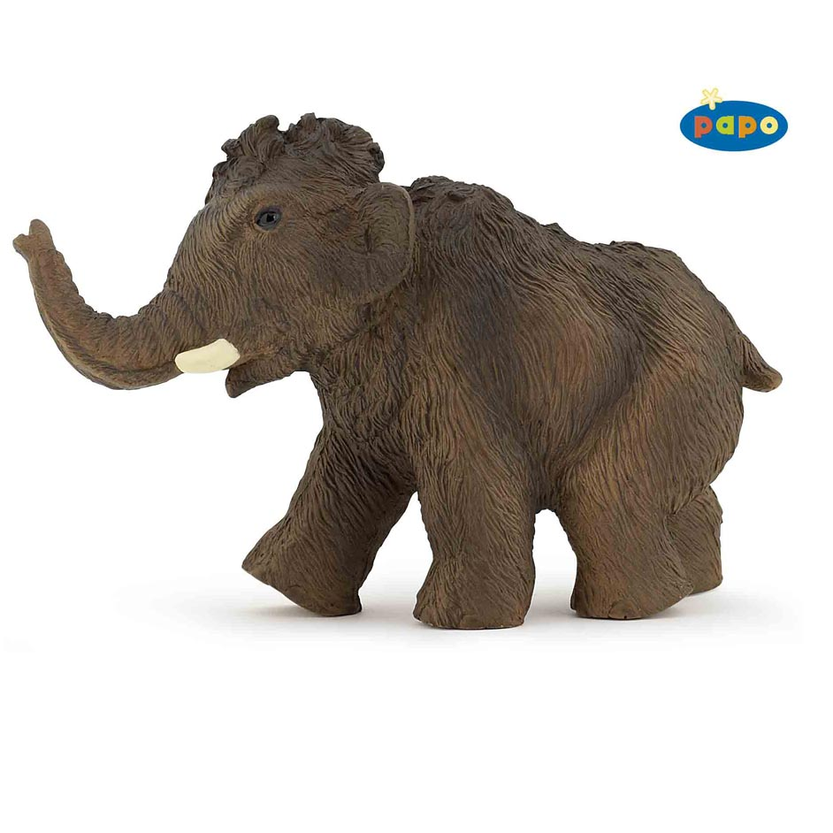 Papo Juvenile Woolly Mammoth Model