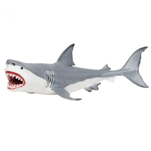 Wild Safari Dinos Megalodon Shark Model