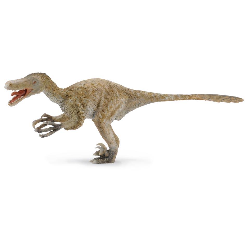 Velociraptor Deluxe 1:6 Scale Dinosaur Model