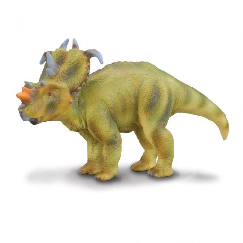 Pachyrhinosaurus (Procon dinosaurs and Collecta dinosaurs)