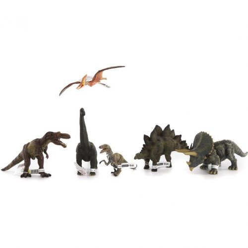 Set of 6 CollectA prehistoric animals.