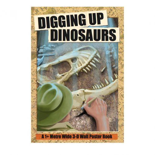 Digging Up Dinosaurs Book