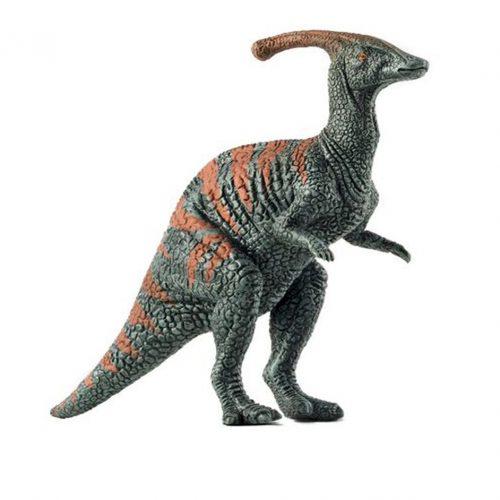 Mojo Fun Parasaurolophus dinosaur model.