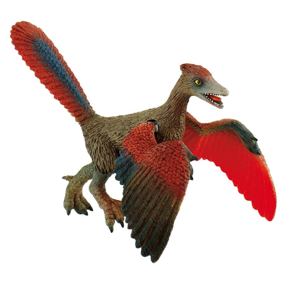 Bullyland Archaeopteryx with moveable wings.