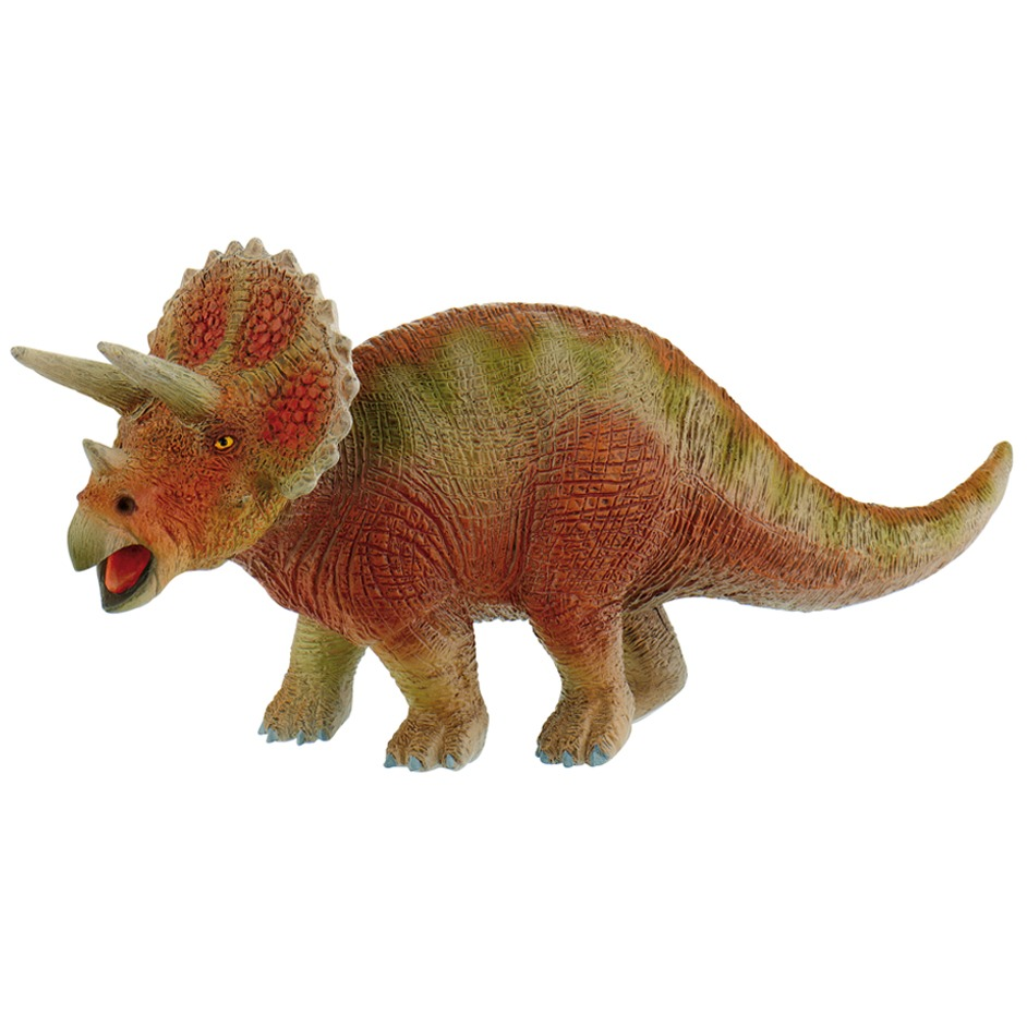 Bullyland Triceratops with moveable head.