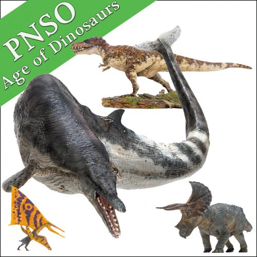 PNSO Age of Dinosaurs