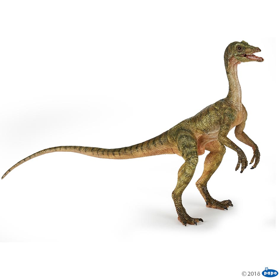 Papo Compsognathus model.