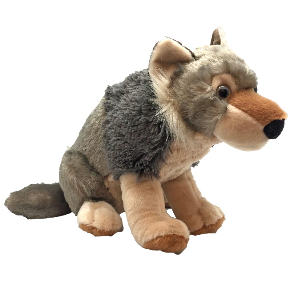 Soft toy Dire Wolf.