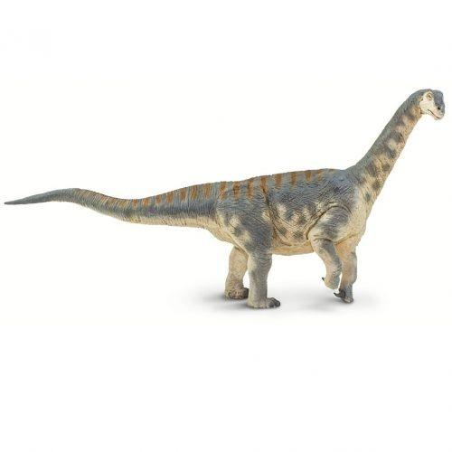 Wild Safari Prehistoric World Camarasaurus dinosaur model.