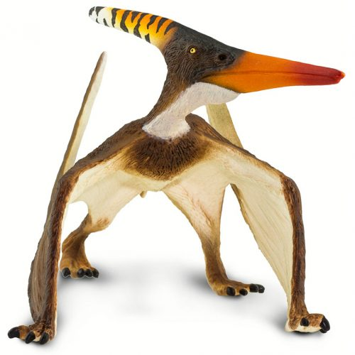 Wild Safari Prehistoric World Pteranodon model.