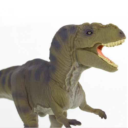 Wild Safari Prehistoric World T. rex dinosaur figure.