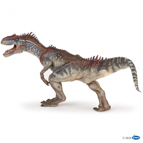 Papo Allosaurus colour variant (2019).