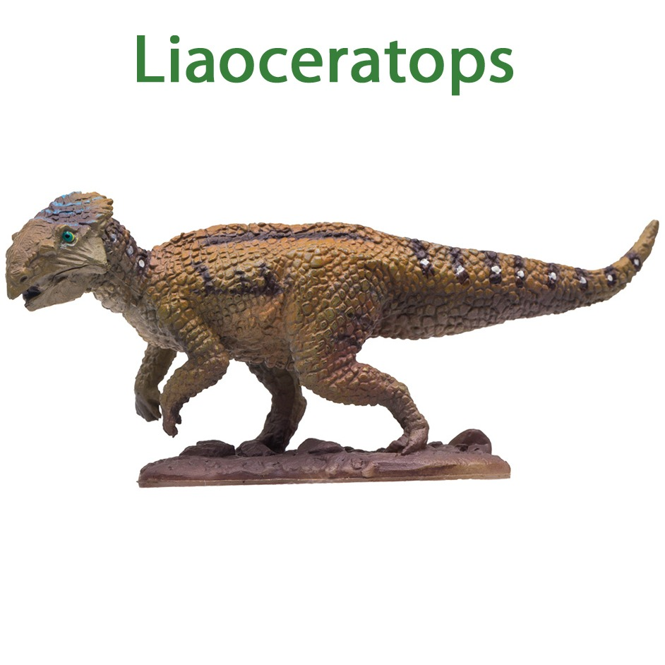 PNSO Liaoceratops model (Hehe).