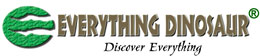 Everything Dinosaur Logo
