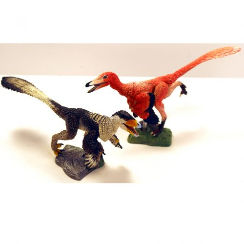 Beasts of the Mesozoic (western pack).