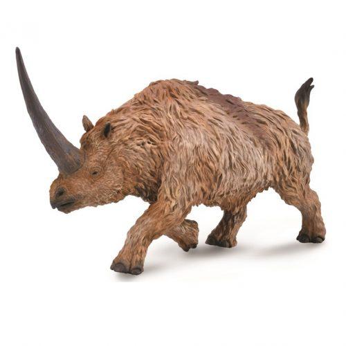 CollectA Deluxe Elasmotherium figure.