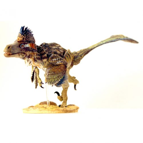 Beasts of the Mesozoic Raptor Series Fans' Choice Saurornitholestes langstoni.