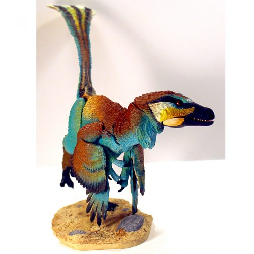 Beasts of the Mesozoic Raptor Series Linheraptor exquisitus.