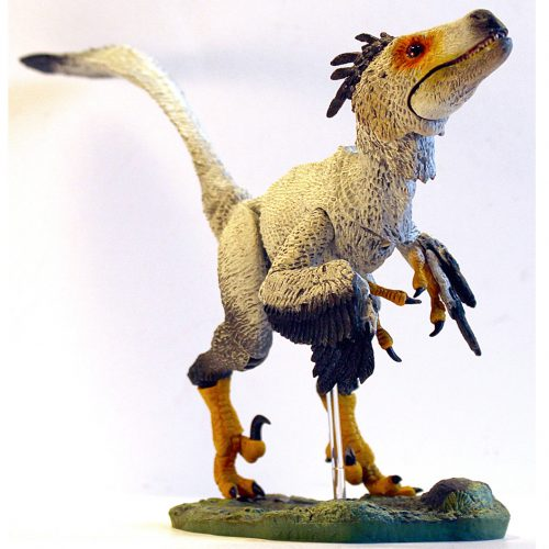 Raptor Series Saurornitholestes sullivani.