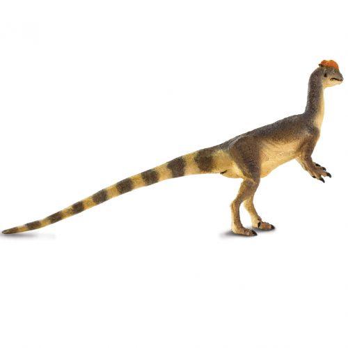 Wild Safari Prehistoric World Dilophosaurus Dinosaur Model
