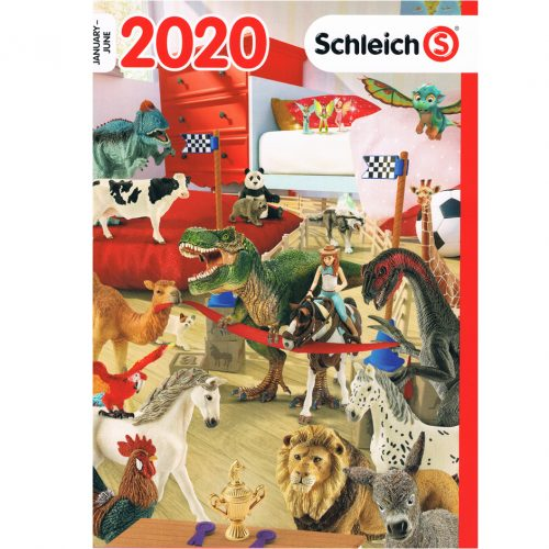 Schleich Collectors Booklet