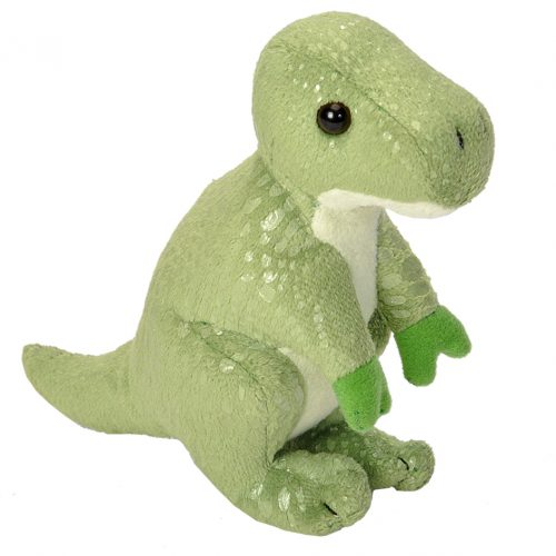 Baby T. rex soft toy