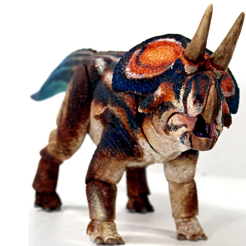 Beasts of the Mesozoic Zuniceratops christopheri